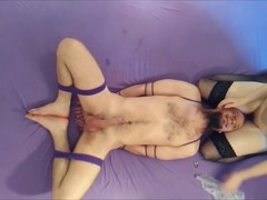 bondage and first time breathplay Thumb