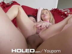 HOLED Valentines day FUCK with dripping anal creampie Thumb