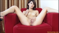 Hot sexy Chinese model interview for the first time Thumb