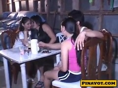 Drunk filipino group sex on public warehouse. Kantotan pagkarapus ng inuman Thumb