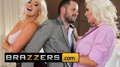 Brazzers - Bbw milf Karissa Shannonc cheat fucks her sisters husband Thumb