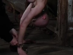 Bald Slave Thing Abused and Used Thumb