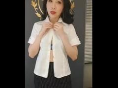 Facebook Costume Auction Slut - Jeannine 珍琳 (Office Lady Costume) Thumb