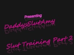 Slutty Amy DEEPTHROAT Training Part Two Thumb