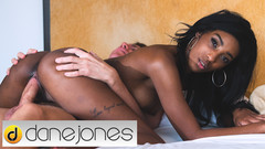 Dane Jones Sexy black UK babe Asia Rae can't get enough of his big dick Thumb