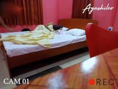 sri lankan school couple ayushileo leaked videoin hotel room මෙහෙමත් හොටෙල් Thumb