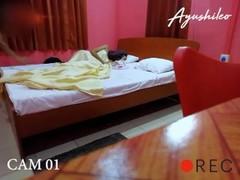 sri lankan school couple ayushileo leaked videoin hotel room මෙහෙමත් හොටෙල් Thumb