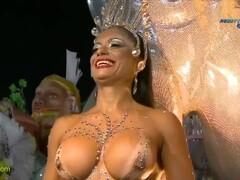 Dani Sperle e Valeska Popozuda - Bastidores do Carnaval 2010 - RedeTV Thumb