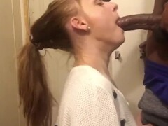 Her Throat  is so Tight Thumb