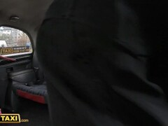 Female fake Taxi Jasmine Jae fucks the Public Agent in her Taxi Thumb