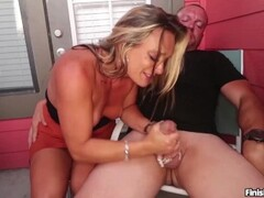 Only Best Cumshots! Finish Him Compilation Thumb