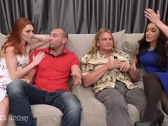 Trickery - Bored Wifes Sheena Ryder And Lacy Lennon Swap Husbands Thumb