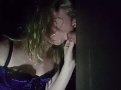 Gloryhole sucking and fucking for Essex Girl Lisa Thumb