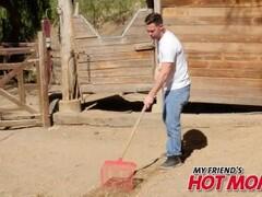 hot milf Brett Rossi fucks and sucks young cock Thumb