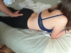 Cant resist Fucking Roommates Girlfriend Every time he isn't home Thumb