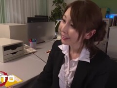 Erito - Asian Teacher Satomi gets fucked by students Thumb